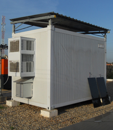Dantherm Flexibox installation in Angola