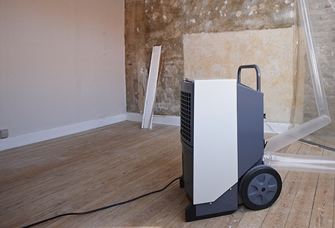CDT mobile dehumidifier