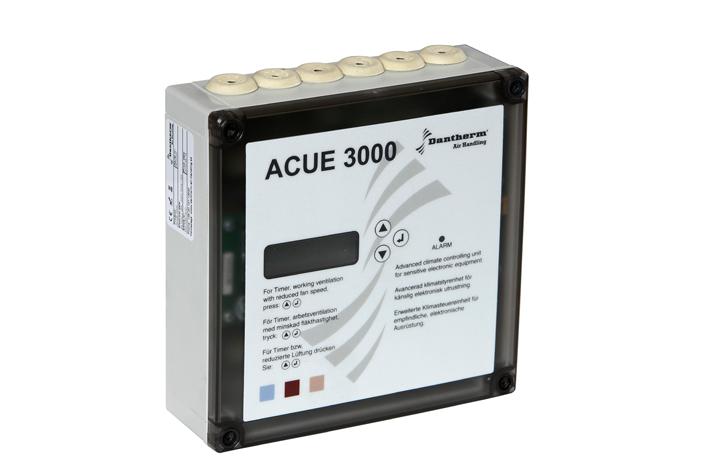 ACUE 3000 Controller for Dantherm Flexibox 450