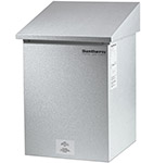 Flexibox 460 for free air cooling by Dantherm