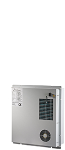 Dantherm DC Air Conditioner 450 for Telecom and battery compartment cooling