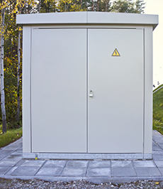 Outdoor cabinets increase earnings with Dantherm