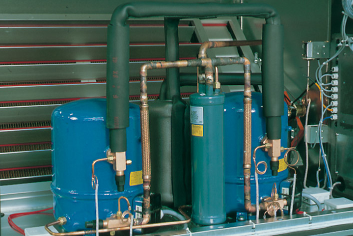 Danx Comfort Ahu With Reversible Heat Pump And Heat Recovery