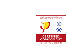 Passive House certificates