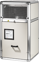 Dantherm high-capacity free cooling up to 12kw for Telecom shelters