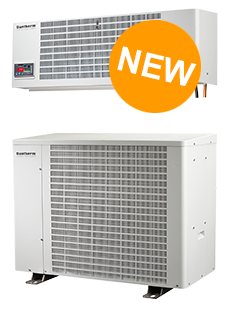 Dantherm new DC split air conditioner for Telecom and Electronics cooling