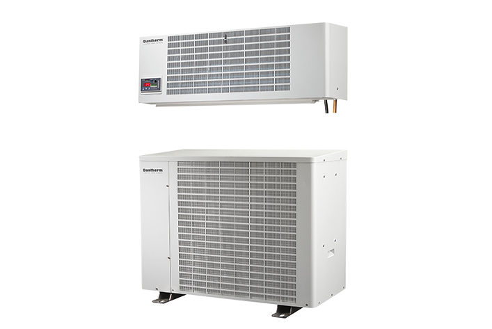 Dantherm DC Split Air Conditioner 3500 - 48 V DC for Telecom shelters and enclosures