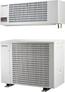 Dantherm DC Split Air Conditioner 3500 for Telecom and battery compartment cooling