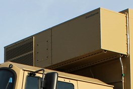 Container Air conditioner for for on-road application