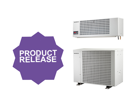 New product for electronics cooling dc split air conditioner 3500 high-capacity dc air conditioning