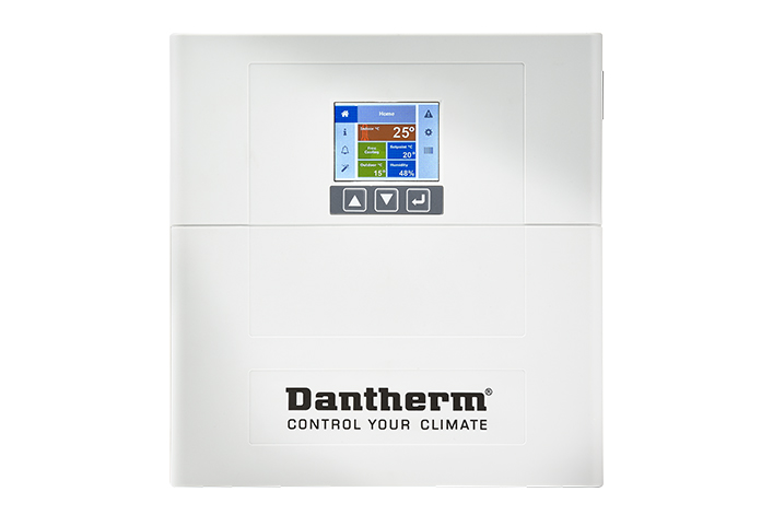 Dantherm CC3000 controller for Flexibox Free Cooling
