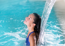 Pool dehumidification