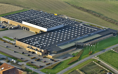 Dantherm Group headquartered in Skive Denmark
