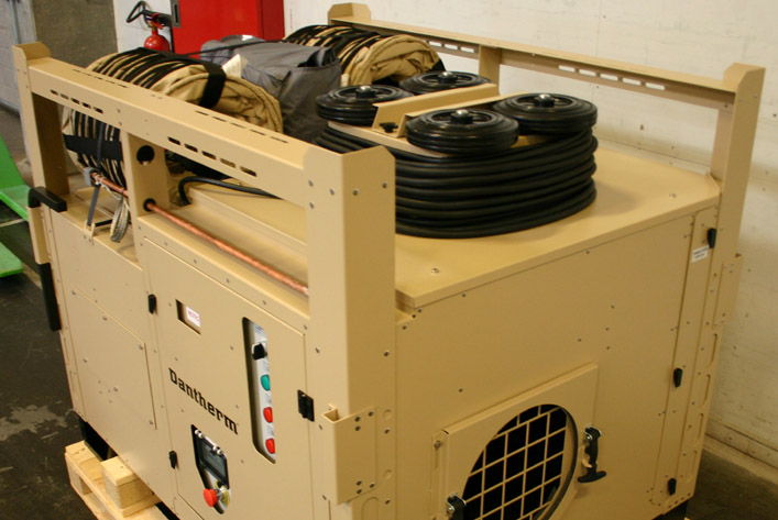 Mobile air conditioner AC-M16