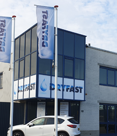 Dryfast BV successfully supplies Dantherm's ACT 7 mobile air conditioners to its customers