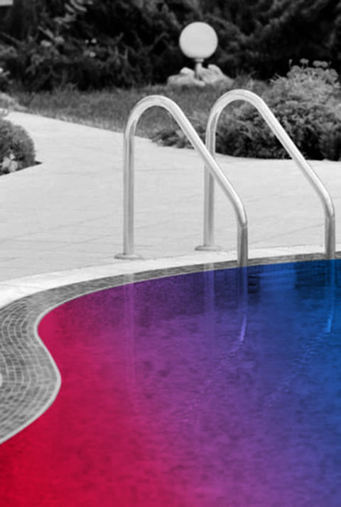 HPP for outdoor pool