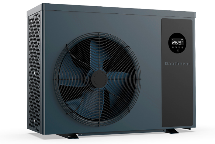 Dantherm pool inverter heat pump