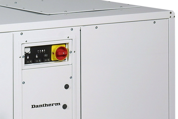 Dantherm dehumidifier