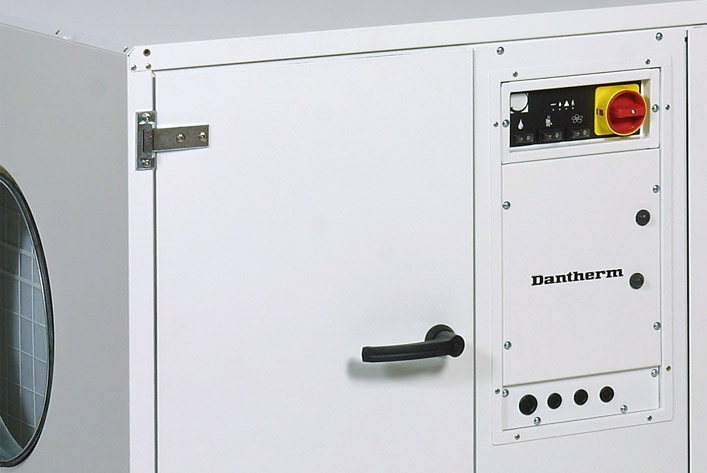 Dantherm pool dehumidifier