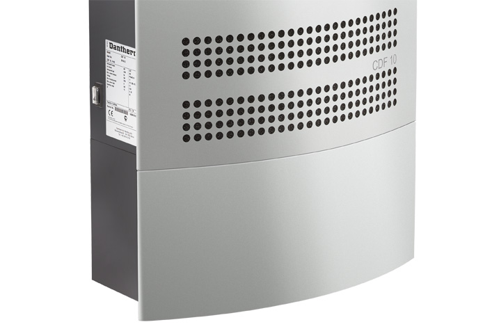 Dantherm water tank for dehumidifiers