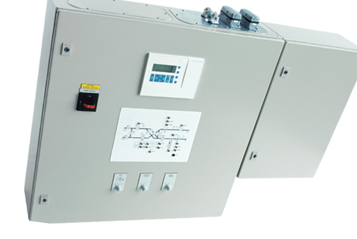 DanX Control system for ventilation