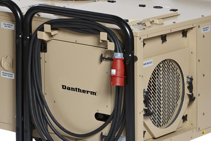 Mobile cooling from Dantherm